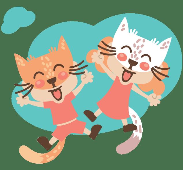 image ma langue au chat